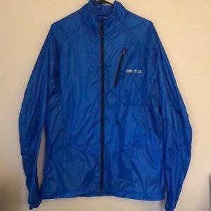 Marmot wind resistant jacket